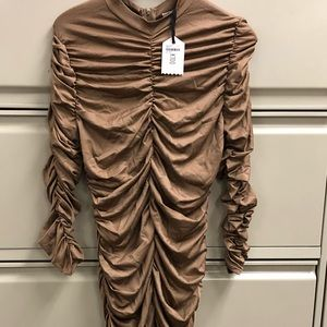 Forever 21 Ruched Plus Size Dress